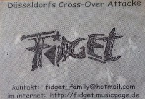 21.07.2001 – Fidget u.a. – Ratingen Manege