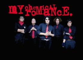30.01.2005 – My Chemical Romance / Revolt – Köln, Prime Club
