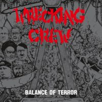 Wrecking Crew – Balance of Terror (1989/2006, Hawker Records/I Scream Records)