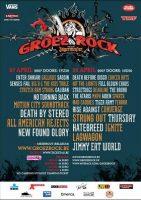 27.04. – 28.04.2007 – Groezrock 2007 u.a. mit Jimmy Eat World, Rise Against – Belgien Meerhout