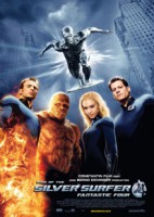 Fantastic Four: Rise of the Silver Surfer (USA/D 2007)