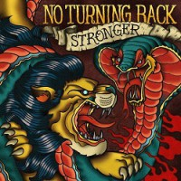 No Turning Back – Stronger (2008, Take Control Records)