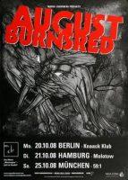 20.10.2008 – August Burns Red / Narziss / Sullen Eyes Sore – Berlin, Knaack