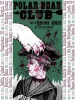 22.02.2010 – Polar Bear Club / Shook Ones / Title Fight – Hamburg Hafenklang