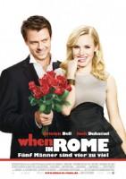 When in Rome – Fünf Männer sind vier zu viel (USA 2010)