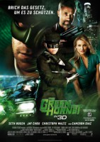 The Green Hornet (USA 2011)