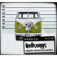 Hellsongs – Minor Misdemeanors (2011, Tapete Records)