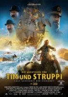 Die Abenteuer von Tim und Struppi – Das Geheimnis der Einhorn (USA/NZ 2011)