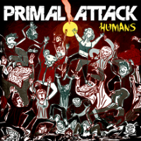 Primal Atack – Humans (2013, Hellxis Records)