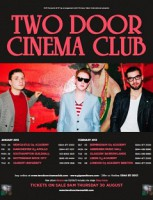 19.11.2012 – Two Door Cinema Club / Alt-J / Kowalski – Köln E-Werk