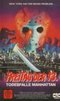 Freitag der 13. – Todesfalle Manhattan (USA 1989)