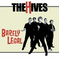The Hives – Barely Legal (1997, Burning Heart Records)