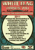 06.10.2011 – White Flag / Versus You – Berlin Wild at Heart