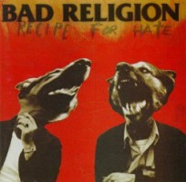 Bad Religion – Recipe for Hate (1993, Epitaph Records)