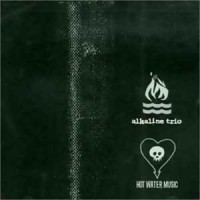 Alkaline Trio / Hot Water Music – Split (2002, Jade Tree)