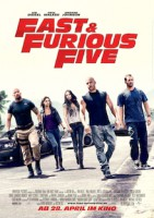 Fast & Furious Five (USA 2011)
