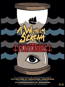 19.08.2014 – A Wilhelm Scream / The Flatliners – Köln Underground