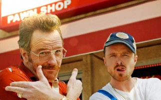 Barely Legal Pawn: Breaking Bad trifft Seinfeld