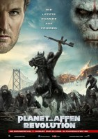 Planet der Affen: Revolution (USA 2014)
