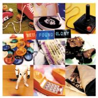 New Found Glory – New Found Glory (2000/2001, Drive-Thru/MCA)