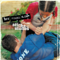 New Found Glory – Sticks & Stones (2002, Drive-Thru/MCA)