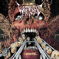 Wretched – Cannibal (2014, Victory Records)