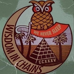 Wisdom in Chains – We Never Sleep (2013, Fast Break!)