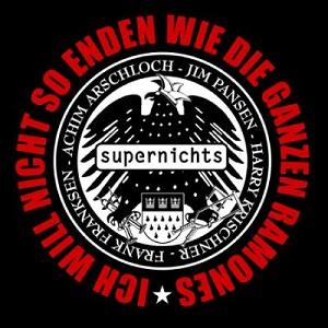 07.11.2014 – Supernichts / Robinson Krause / Affenmesserkampf – Köln Sonic Ballroom