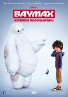Baymax – Riesiges Robowabohu (USA 2014)