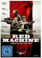 Red Machine – Hunt or Be Hunted (USA/CDN 2014)