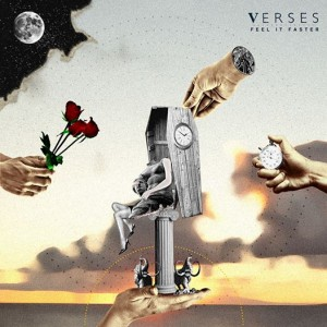 Verses – Feel It Faster (2014, Redfield Records)
