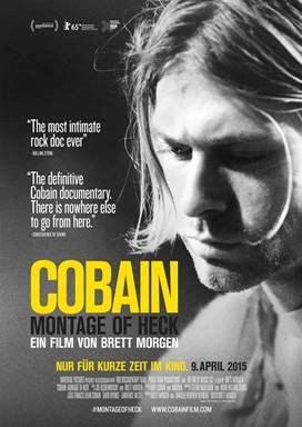 Trailer zur Dokumentation Cobain – Montage of Heck