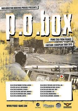 P.O. Box: Zurück auf hiesigen Bühnen