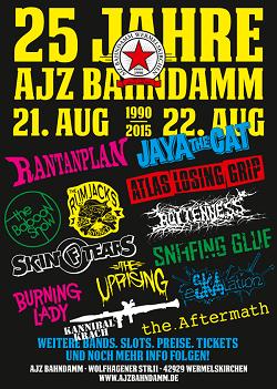 25 Jahre AJZ Bahndamm: Ein Traditionsclub fährt auf