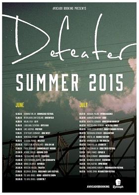 Defeater: Im Sommer auf Tour