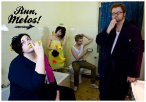 Interview mit Run, Melos! (Mai 2015)
