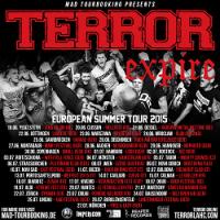 Terror: Mit Expire auf Europa-Tour