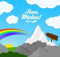 Run, Melos! – Whateverest (2013, DIY)