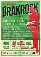 01.08.2015 – Brakrock 2015 u.a. mit Teenage Bottlerocket, Get Dead, Tim Vantol – Belgien Duffel