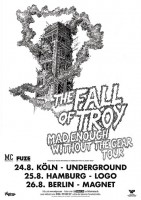 The Fall of Troy vs. Rolo Tomassi: Frickel-Core im Live-Doppelpack