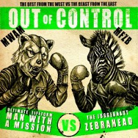 Man With a Mission vs. Zebrahead – Out of Control (2015, Rude Records)