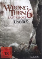 Wrong Turn 6: Last Resort (USA 2014)