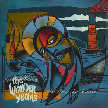 The Wonder Years – No Closer to Heaven (2015, Hopeless Records)