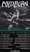 Coldburn: Video und Tourdaten