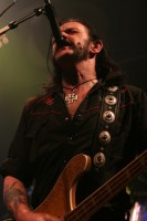 Ein schwarzer Tag für den Rock 'n Roll: Lemmy ist tot