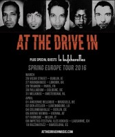 30.03.2016 – At the Drive-In / Le Butcherettes – Köln Palladium