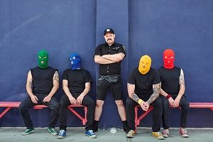 Masked Intruder räubern ab sofort bei Pure Noise Records