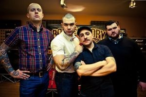 Burning Heart Records signen Booze & Glory