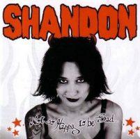Shandon – Not So Happy to Be Sad (2002, Vitaminepillen Records)