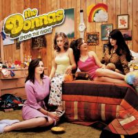 The Donnas – Spend the Night (2002, Atlantic)